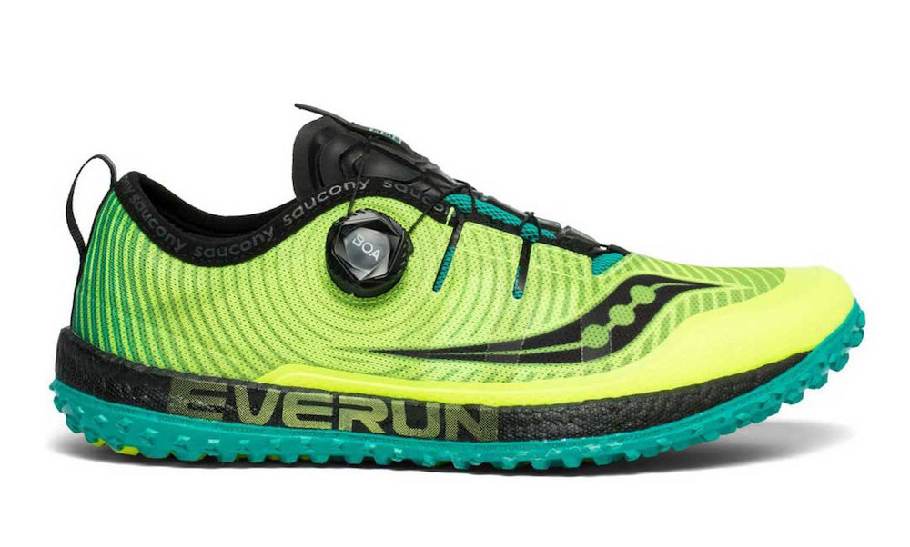 Saucony Switchback ISO test chaussure trail