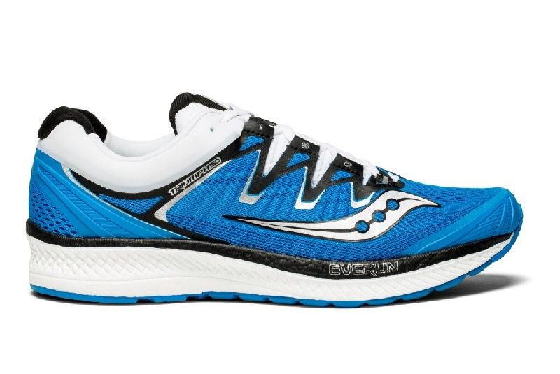 Saucony Triumph ISO 4 test chaussures running