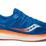 Saucony Triumph ISO 5 test chaussure route