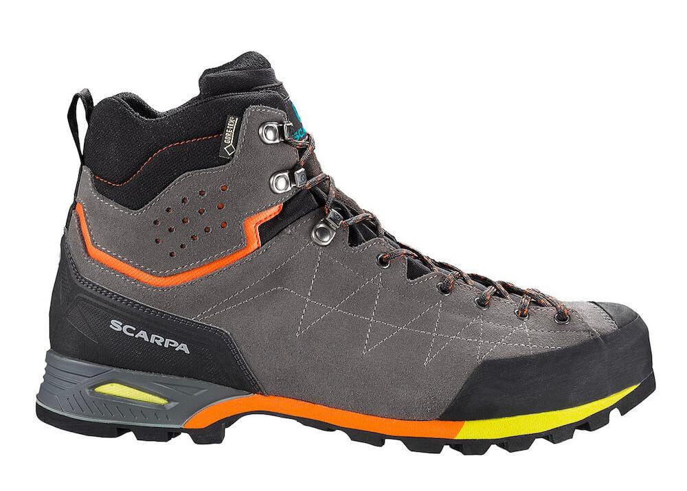 Scarpa Zodiac Plus GTX test chaussure randonnée