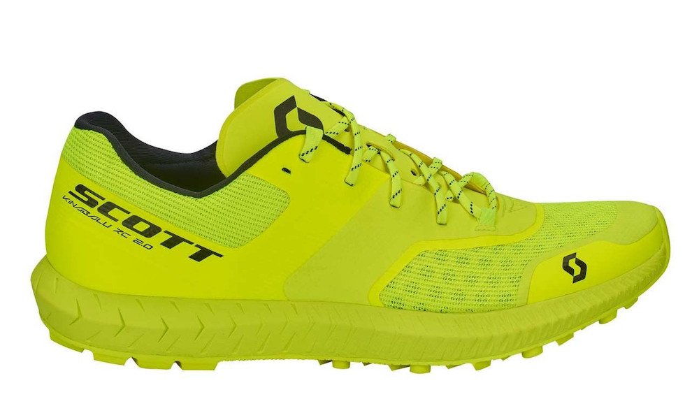 Scott Kinabalu RC 2.0 test chaussure trail