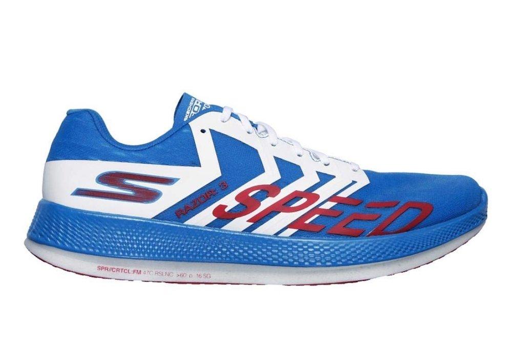 Skechers GOrun Razor 3 Hyper test chaussure route