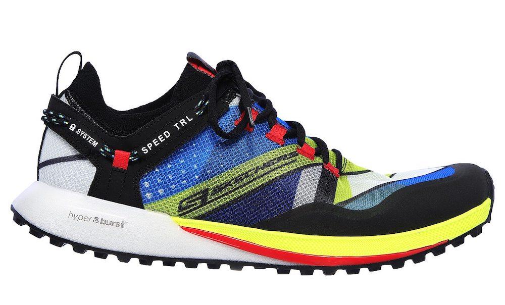 Skechers GOrun Speed TRL Hyper test chaussure trail