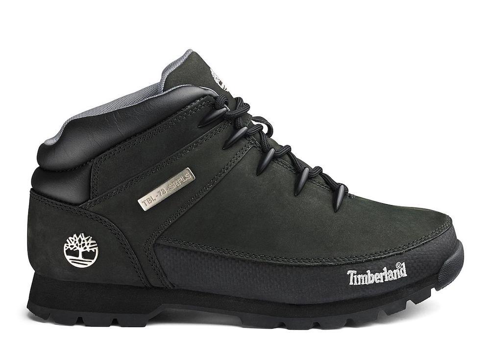 chaussure noir timberland