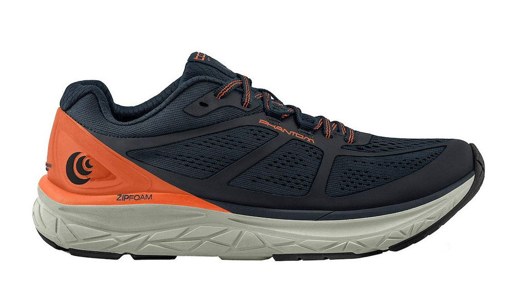 Topo Athletic Phantom test chaussure route