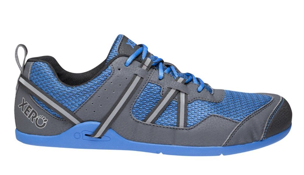xero shoes prio test chaussure trail