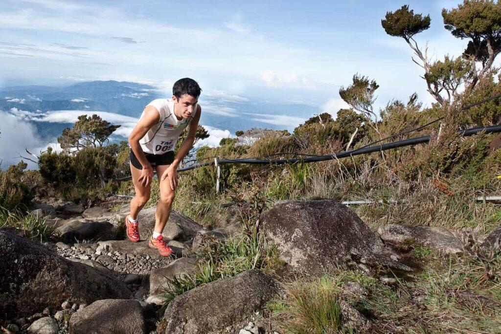 Kilian Jornet trail