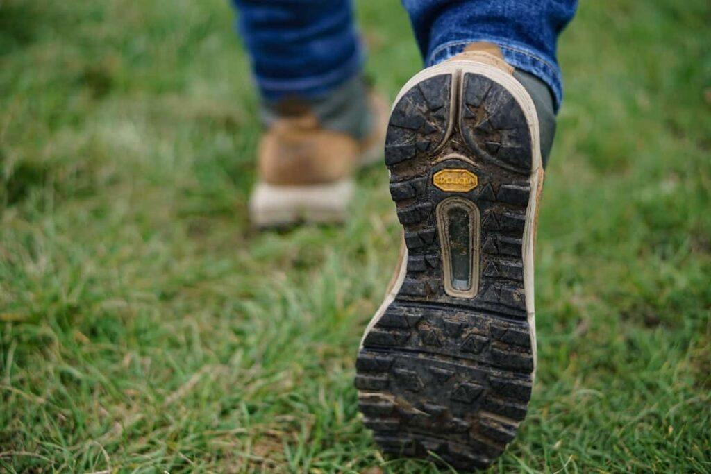 Semelle extérieure Vibram chaussure de randonnée